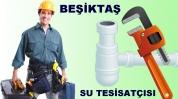 Beşiktaş Su Tesisatçısı