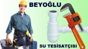 Beyoğlu Su Tesisatçısı